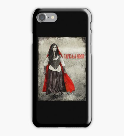 Once Upon the Woods... iPhone Case/Skin