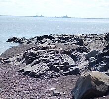 Lake Superior Shore by shanpals