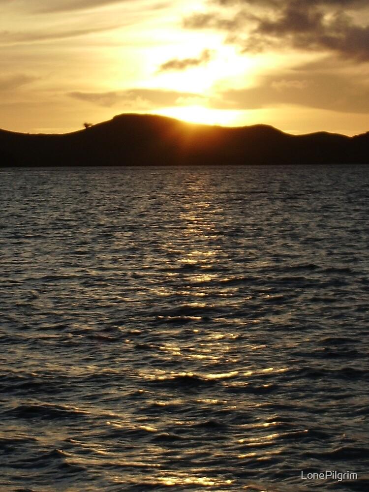 Sunrise by LonePilgrim