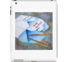 Thank You-Chinese Food iPad Case/Skin