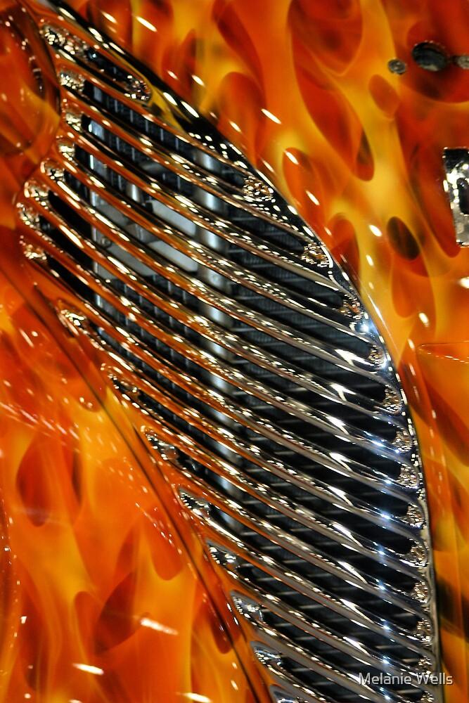 True Hot Rod by Melanie Wells