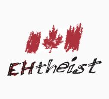 Canadian Atheist? EHtheist! (Light background) by atheistcards
