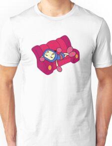 Blue Bomberman - Super Bomberman R  Unisex T-Shirt