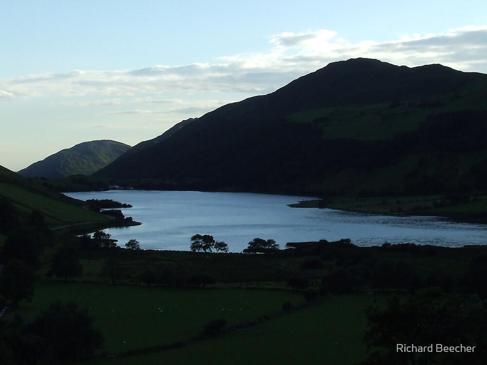 Welsh Lake by Richard Beecher