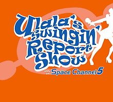 Space Channel 5 by savagesparrow