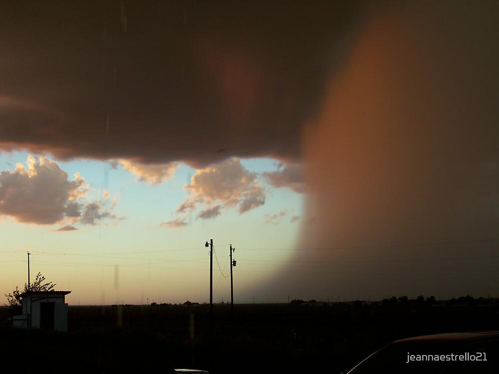 Angry Rains by jeannaestrello21