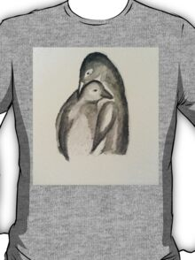 penguin paternal love T-Shirt