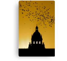 HOLY SUNRISE (BELIEF) Canvas Print