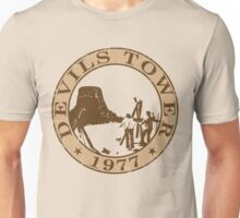 Devils Tower, 1977 Unisex T-Shirt