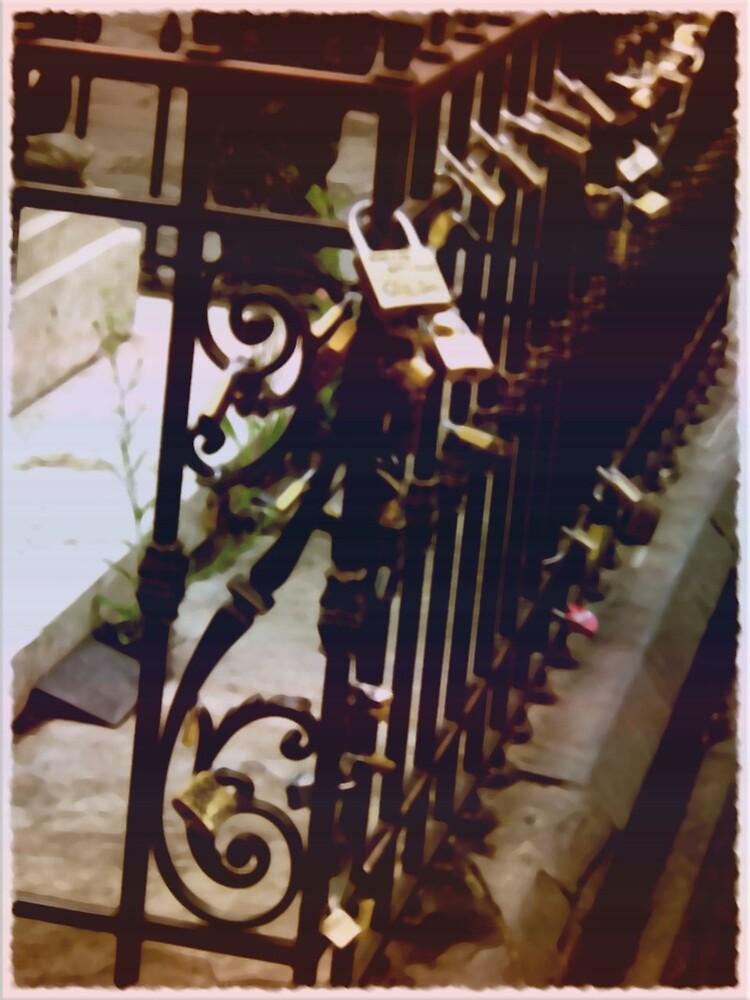 Lock Gate by Erika Benoit