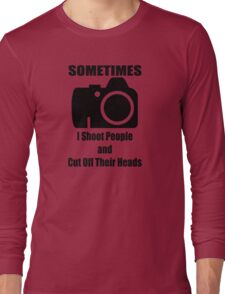 Sometimes Long Sleeve T-Shirt