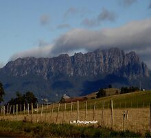 Australia - Tasmania Mt Roland by photoj