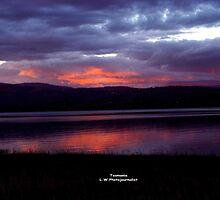 photoj TAS Sunset On The Tamar River Launceston by photoj