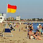 Albert Park Beach by Darren Stones