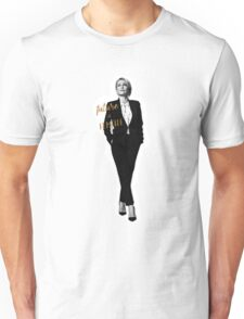 Gillian Anderson - Future is Female Unisex T-Shirt