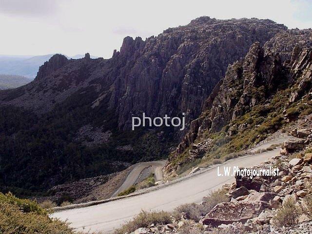 photoj Australia - Tasmania Mt Ben Lomond National Park by photoj