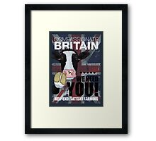 Compassionate Britain We Need You Framed Print