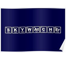 Skywatcher - Periodic Table Poster