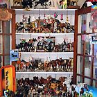 My Horse Collection...(dusted version) by WildestArt
