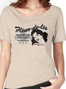 Fleur-de-lis Women's Relaxed Fit T-Shirt