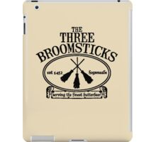 The Three Broomsticks, Harry Potter, ButterBeer iPad Case/Skin