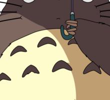 My Neighbour Totoro - Umbrella Totoro Sticker