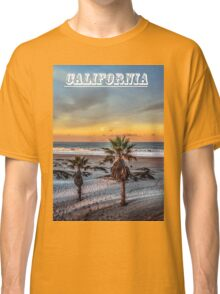Wake up for Sunrise in California Classic T-Shirt