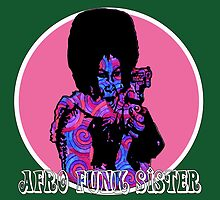 Spirals in Afro Funk Sister by The Peanut Line