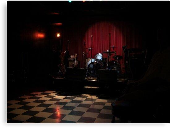 Funky-Jazz bar by Sezmartyn