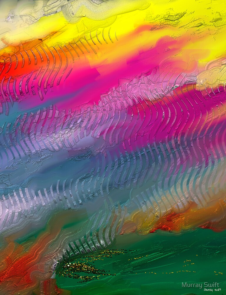 Big bang 2 by Murray Swift