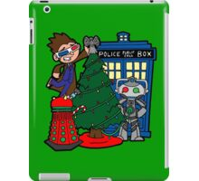 Tenth Christmas! iPad Case/Skin