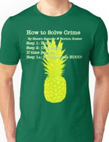 Learn the Psych Process Unisex T-Shirt