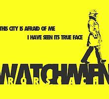 Watchmen - Rorscach by RellikJoin