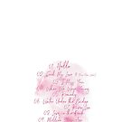 25 - Adele (album song list) by angiesdesigns