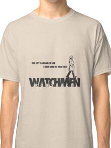 Watchmen - Rorscach Classic T-Shirt