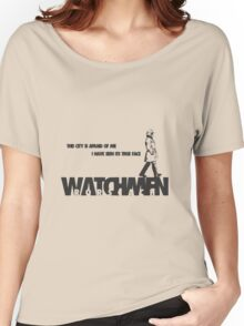 Watchmen - Rorscach Women's Relaxed Fit T-Shirt