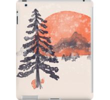 First Snow... iPad Case/Skin
