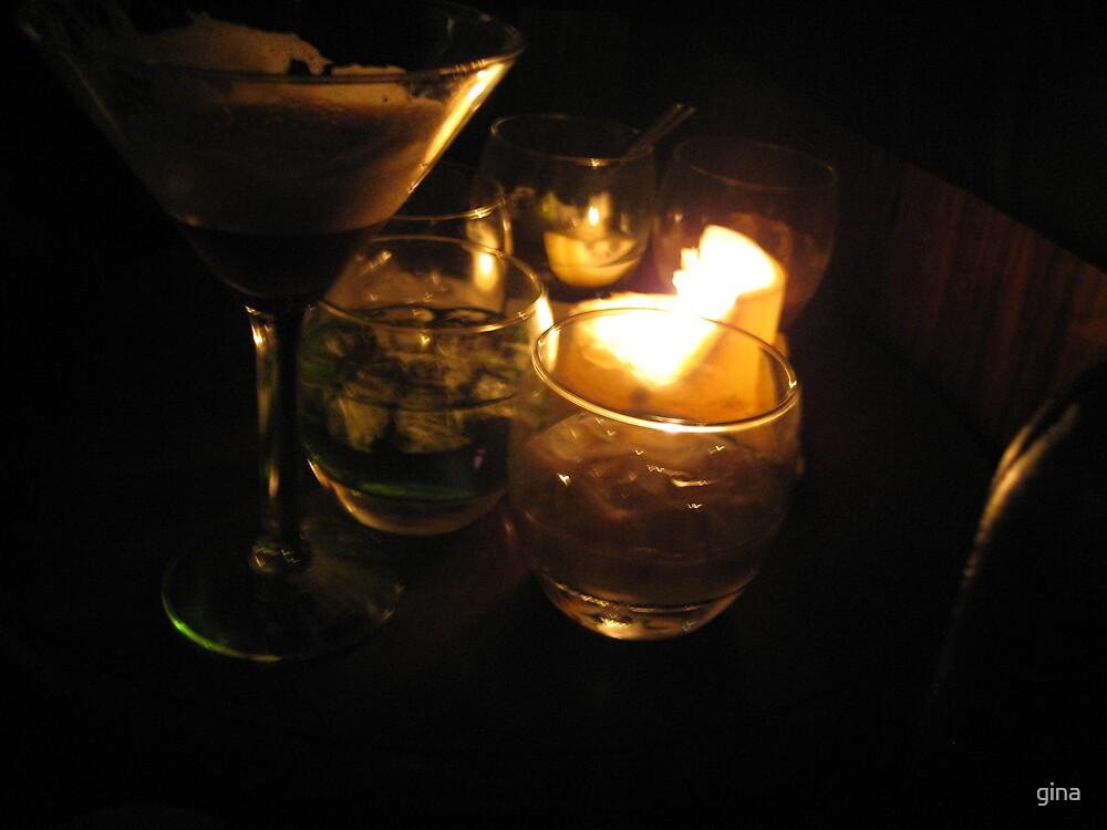 light drinks by gina