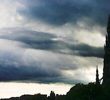 Dark tower by Murray Breingan