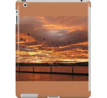 Sunset in Tauranga, New Zealand iPad Case/Skin