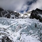 Dragon Snow Mountain in Yunnan by joggi2002