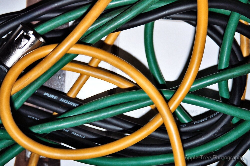 Wires by Apple Tree Photography