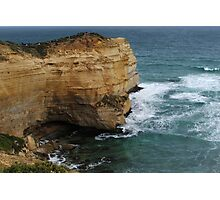 Port Campbell National Park - Cliff Photographic Print