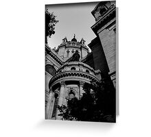 """cathedral 0.1"" Greeting Card"