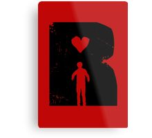 Dead Romantic Metal Print