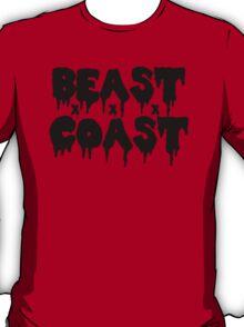 Beast Coast - Black T-Shirt