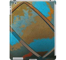 Abstract Rectangle Two iPad Case/Skin