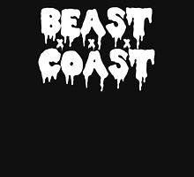 Beast Coast - White Unisex T-Shirt