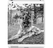 German Shepherd iPad Case/Skin