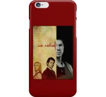I can't get no relief iPhone Case/Skin